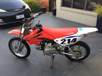 2009 Honda CRF70F (may trade 50)