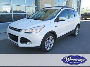 2013 Ford Escape SEL 2L ECOBOOST, 4WD, LEATHER