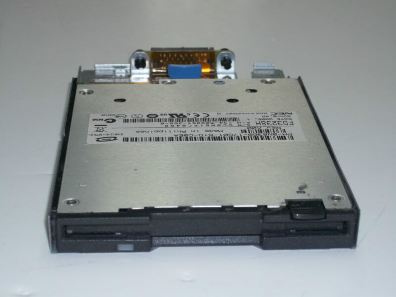Dell PowerEdge 2850 Server Internal Floppy Disk Drive FDD module with tray