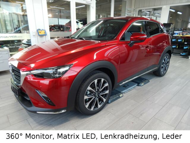 Mazda CX-3 2.0 SKYACTIV SELECTION Vollausstattung!