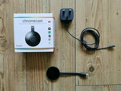 Google Chromecast Generation 2 Gen 2