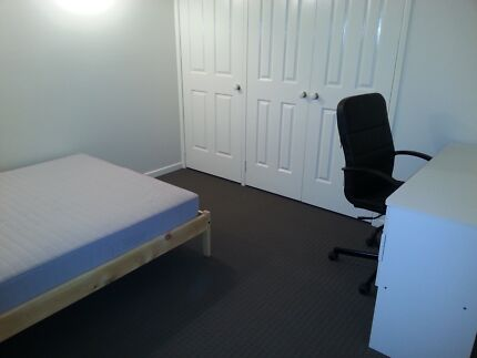 Calamvale large clean bedroom with double bed