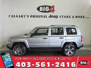 2017 Jeep Patriot Sport Altitude II | 4x4 | Heated Seats
