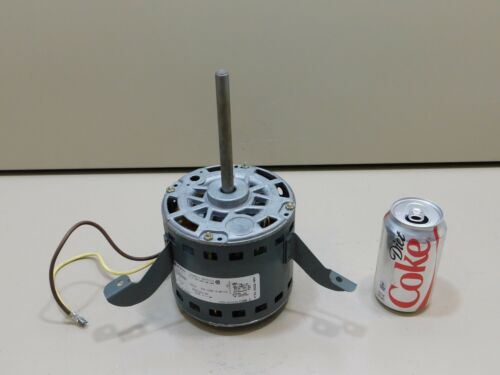 NEW GE General Electric Motor 1/2 HP 200-230 Volt 1075 RPM 1 Phase 5KCP39MGE500S