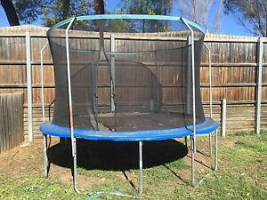 Free trampoline Horningsea Park Liverpool Area Preview