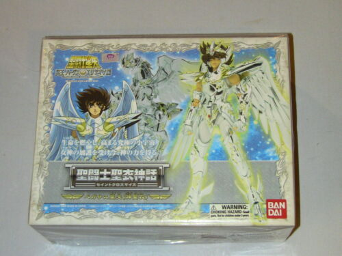 Bandai Saint Seiya Saint Cloth Myth Pegasus Seiya God Cloth Action Figure NEW