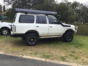 1996 80 series landcruiser