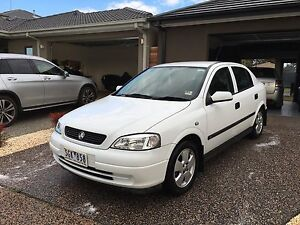 2003 Holden TS CD Astra Hatchback White Cranbourne South Casey Area Preview