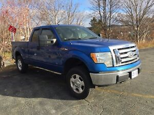 2010 Ford F 150 XLT Ext cab, inspected, 4by4