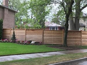 Fence and deck service Old post replace Good prices