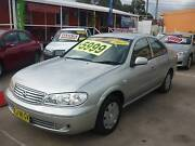 2005 Nissan Pulsar Sedan..THIS WEEK SPECIAL ONLY Granville Parramatta Area Preview