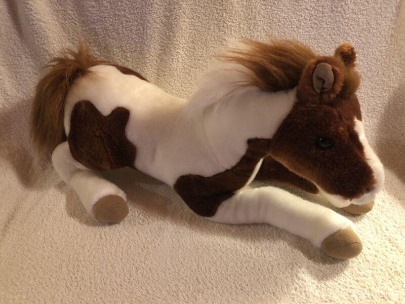 Breyer Horse Plush Collectible 2006 Paint Pony