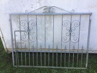 Used Galvanised Driveway Gates