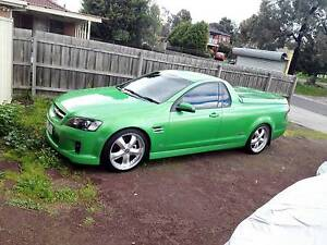 2008 Holden ve ss v Commodore Ute manual Roxburgh Park Hume Area Preview