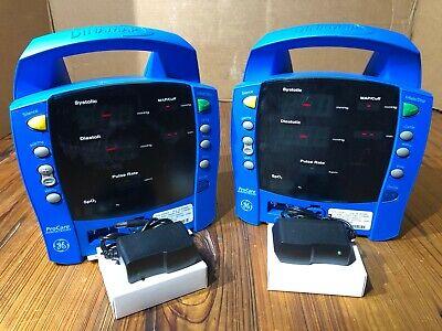 - New Battery - Ge Dinamap Procare 300 Dpc320 Vital Signs Monitor Bp Pulse Spo2