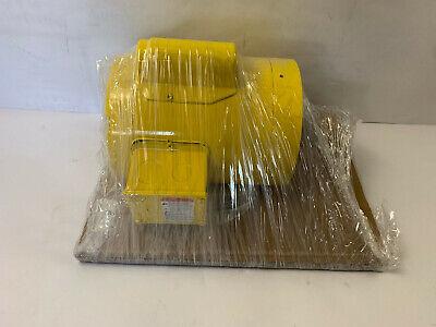 Leeson Electric Motor 13 Hp 119807.00 1725 Rpm 1-ph 115208-230 Volt 56c Frame