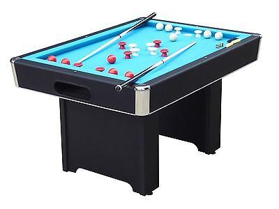 Playcraft Hartford Slate Black Bumper Pool (Black Bumper Pool)
