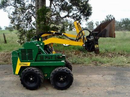 2015/Kanga/DA625/Diesel/Mini/Dingo Digga/Skid Steer/Loader Austral Liverpool Area Preview