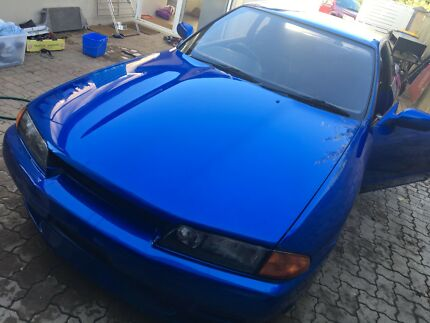 R32 Nissan Skyline GTS-T UNFINISHED  PROJECT Melville Area Preview