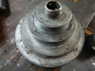 Delta Rockwell 14 Drill Press Quill Pulley High Speed