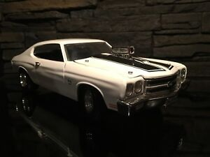 1970 Chevelle SS Die Cast Car 1/18 Scale