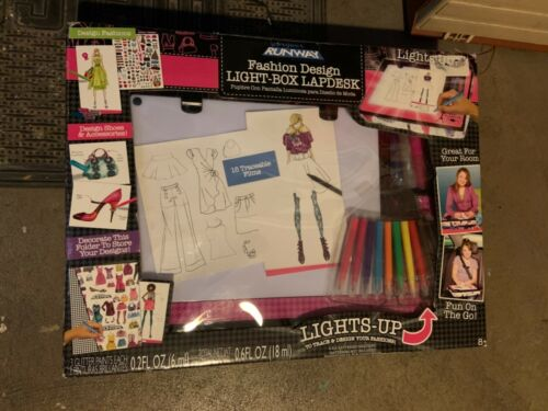 Project Runway Lightbox Lapdesk  - BRAND NEW SEALED PERFECT GIFT - RARE