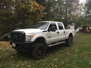 2005 F350 Diesel 2015 Conversion