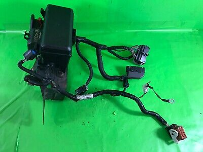 FORD TRANSIT MK7 UNDER BONNET FUSE BOX WIRING LOOM 6C1T9K499AEB 2006-2014