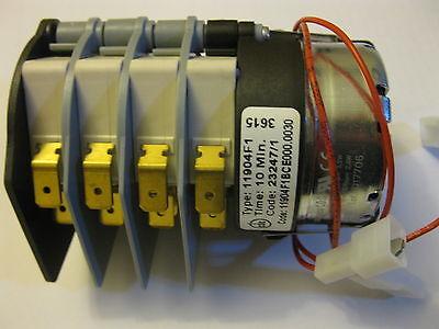 Cdc 11904 Defrost Timer For Ice Maker Machine 230v 10min 4 Cam Parts