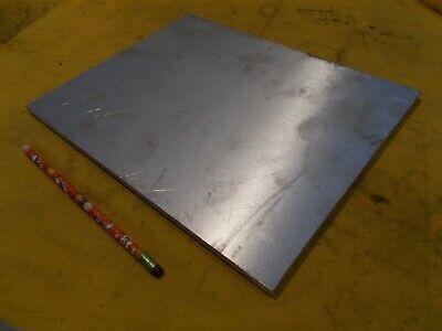 6061 Aluminum Flat Stock Tool Die Bar Sheet Plate 38 X 9 12 X 12 Oal