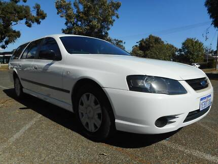 2008 Ford Falcon BF III Wagon Wangara Wanneroo Area Preview