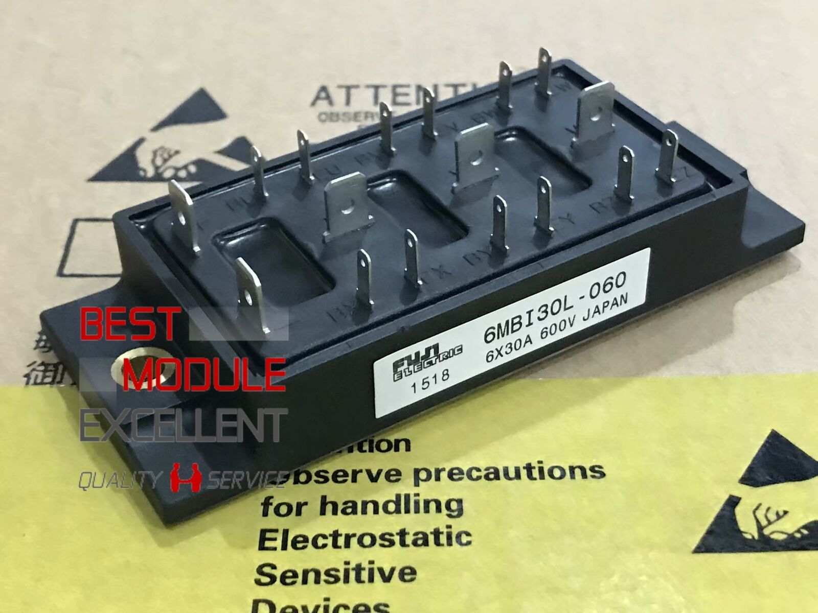 1Pcs Power Supply Module 2MBI150NC-060 New 100/% Quality Assurance