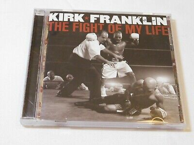 The Fight of My Life by Kirk Franklin CD, Dec-2007 GospoCentric A Whole