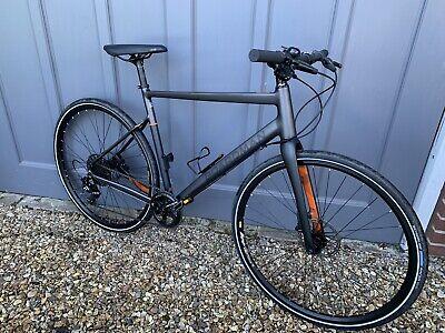 2020 Boardman HYB 8.9 Mens Hybrid Bike Large. Carbon Forks. Great Condition.