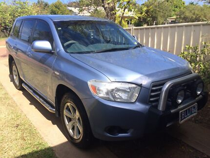 Toyota Kluger Kxr *****Price DROP******V6 Auto 2007 Richmond Hill Charters Towers Area Preview