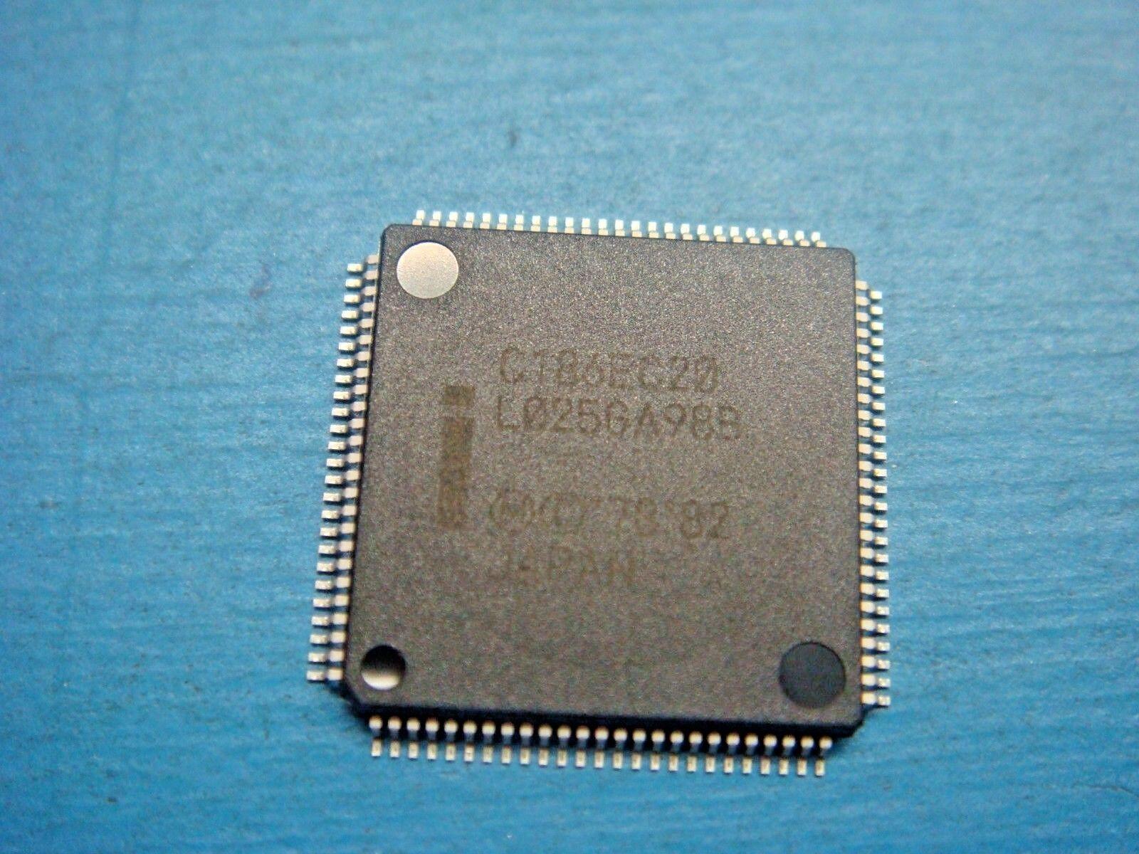 8-Bit 6MHz 44-QFP Z84C0006FEC ZILOG Z80 Microprocessor IC Z80 1 Core