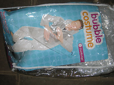 DRESSING UP FANCY DRESS bubble wrap OUTFIT  ONE SIZE FITS ALL ()
