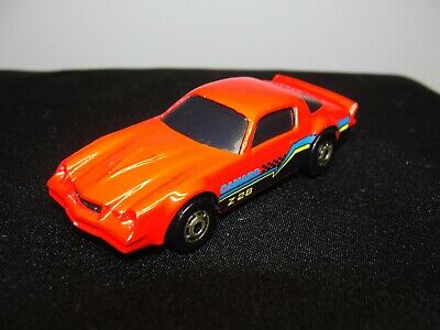 Hot Wheels 1982 The Hot Ones Camaro Z-28  Vintage Red Loose Mint