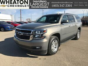 2017 Chevrolet Suburban LT - Rear View Camera,  Wireless Chargin
