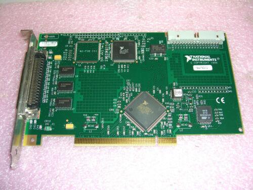 National Instruments NI PCI-6601 I/O DAQ Data Acquisition Card