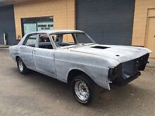 1971 Ford XY Falcon GT Rep Project! Ready For Paint with ALL GT PARTS! Kempsey Kempsey Area Preview