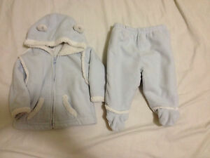 Baby Gap fall or winter jacket and pants size 6-12 month
