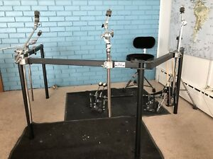Pearl Drum rack and other accessories