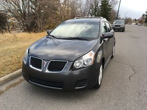 2009 Pontiac Vibe Wagon Excellent Condition