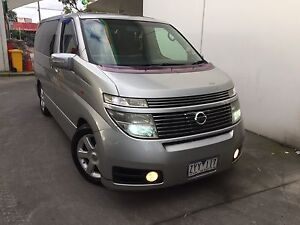 8 Seater Elgrand Highway Star. RENT ME Oakleigh South Monash Area Preview