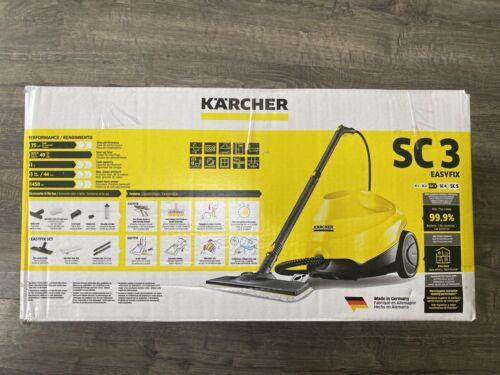 Karcher SC 3 EasyFix Steam Cleaner