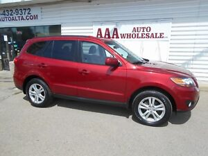 2010 Hyundai Santa Fe GL AWD LOADED