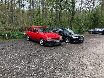 Vauxhall Nova SX c20xe