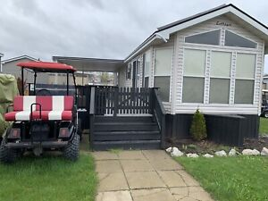 Sherkston Shore Resort trailer for rent