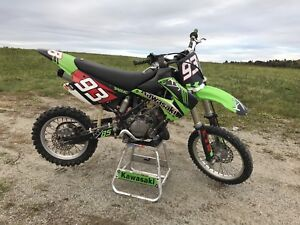 Kawasaki KX 85 2004